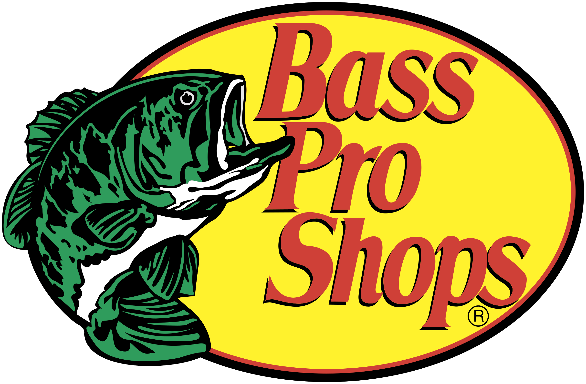 svg library library Bass Pro