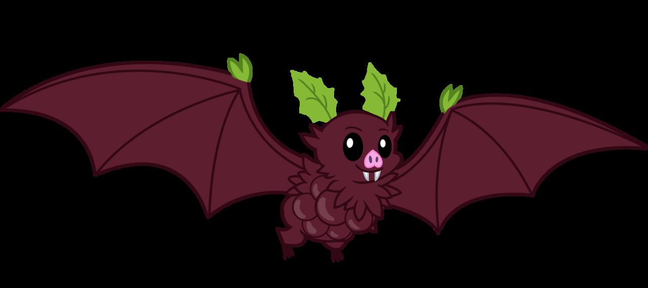 graphic free Bat clipart fruit bat.  artist shiver star.