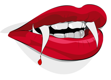 svg transparent library Vampire Clipart and Vector Graphics