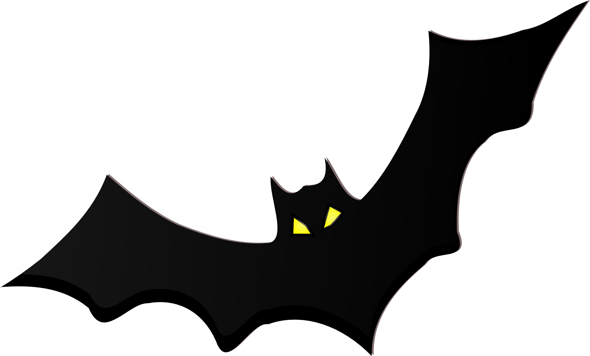 jpg freeuse stock Bats clipart. Bat panda free images.