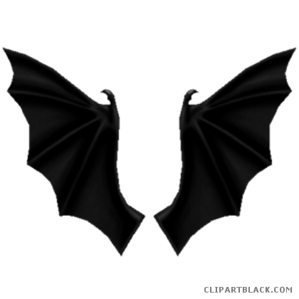 clipart transparent Bat Wings Clipart