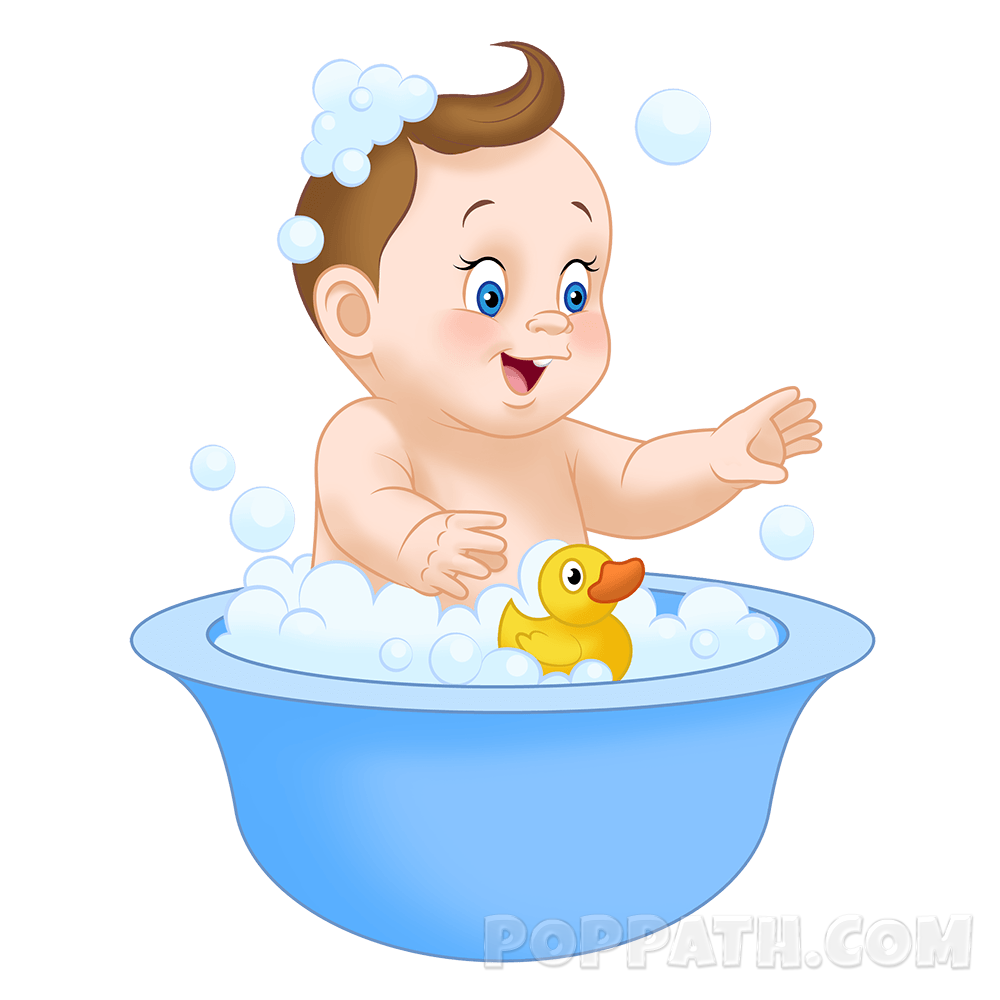 image free download Bath clipart. Appealing how to draw