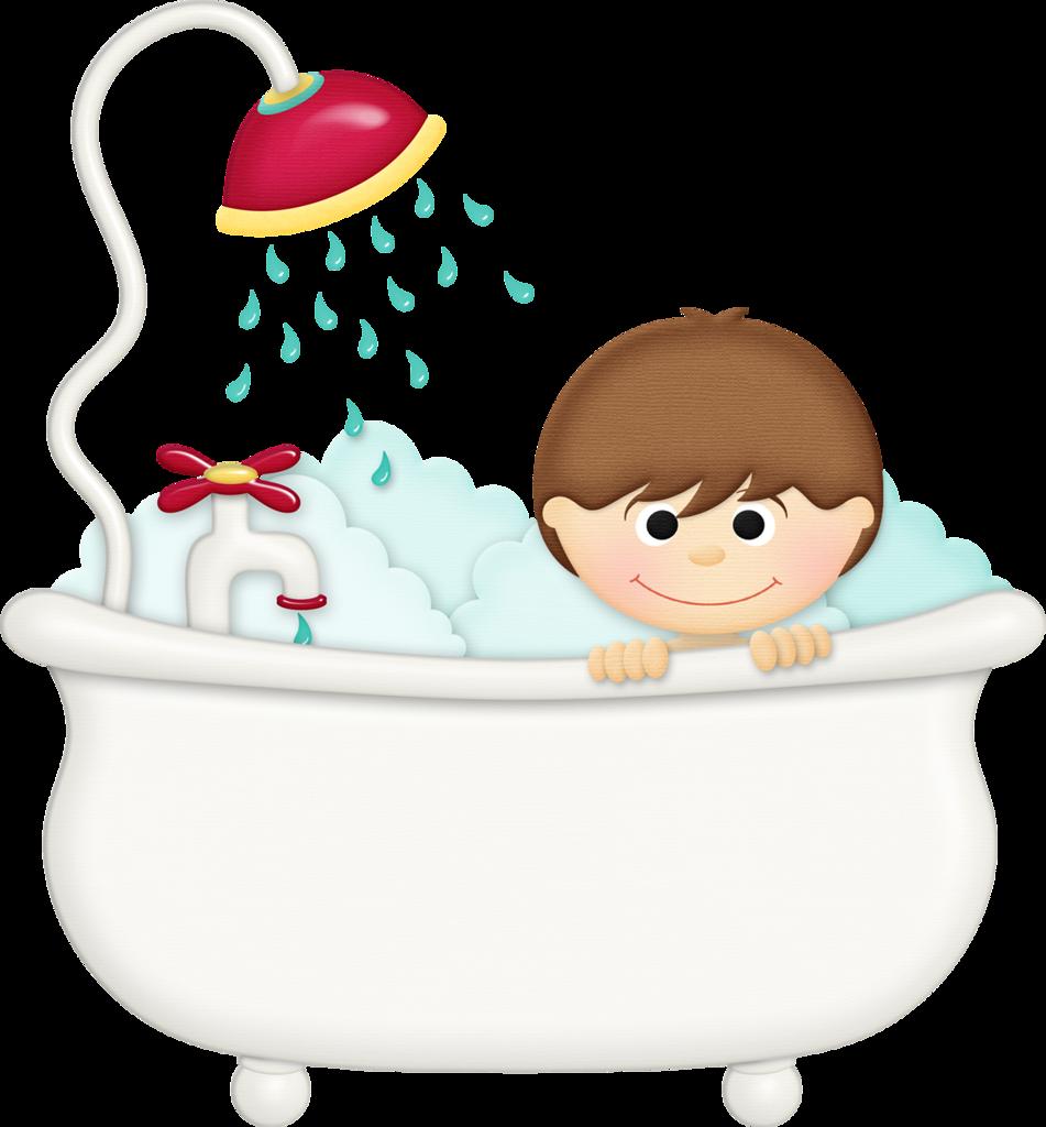 clip art transparent download Bathing clipart. Ch b squeakyclean enfants