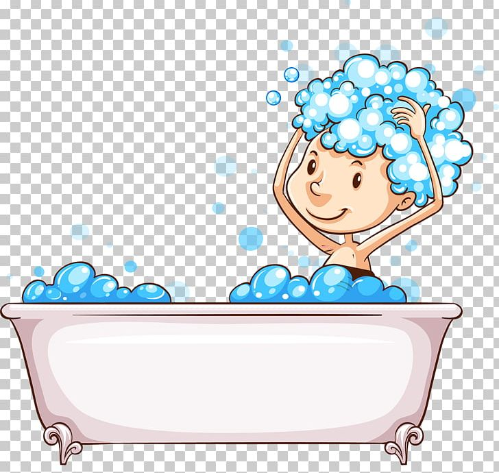 picture royalty free Stock photography illustration png. Bathing clipart bubble bath
