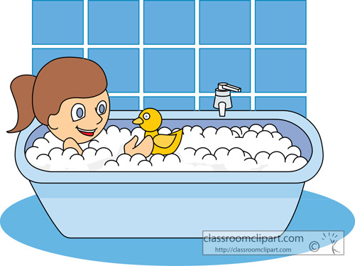 image transparent stock Bathing clipart bubble bath. Free cliparts download clip