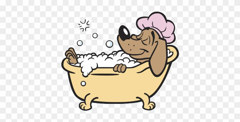clip art freeuse download Bathing clipart dog bath. Taking a free transparent.