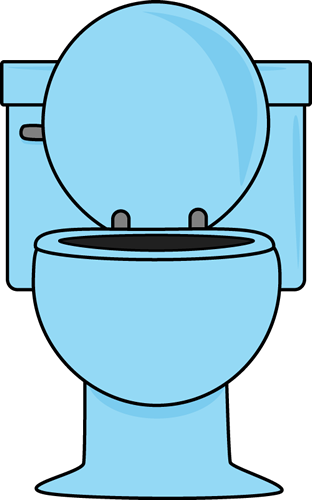 royalty free library Bathroom Clip Art