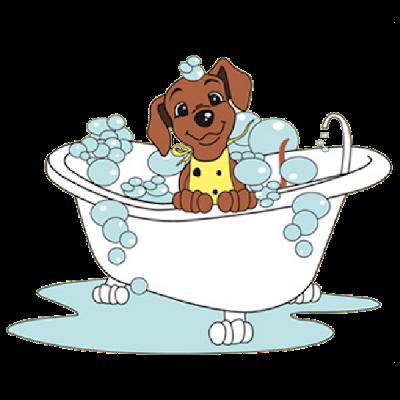 svg royalty free download Bathtub Cartoon