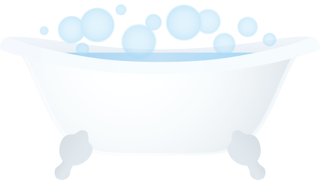 jpg black and white Antique ideas png thevote. Bubble clipart bathtub.