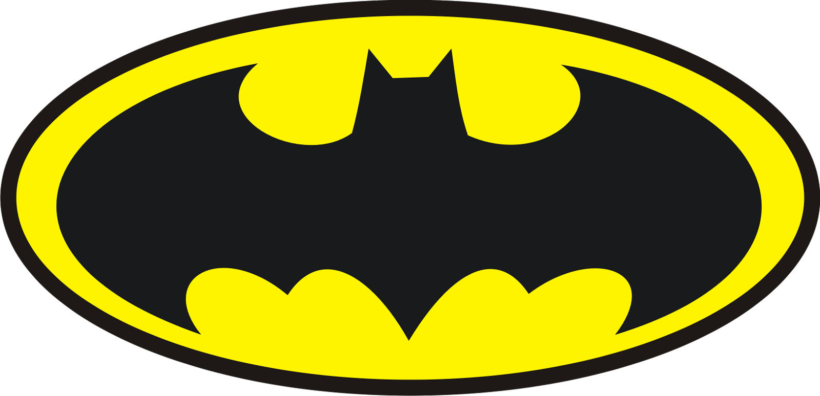 svg black and white download batman logo png picture