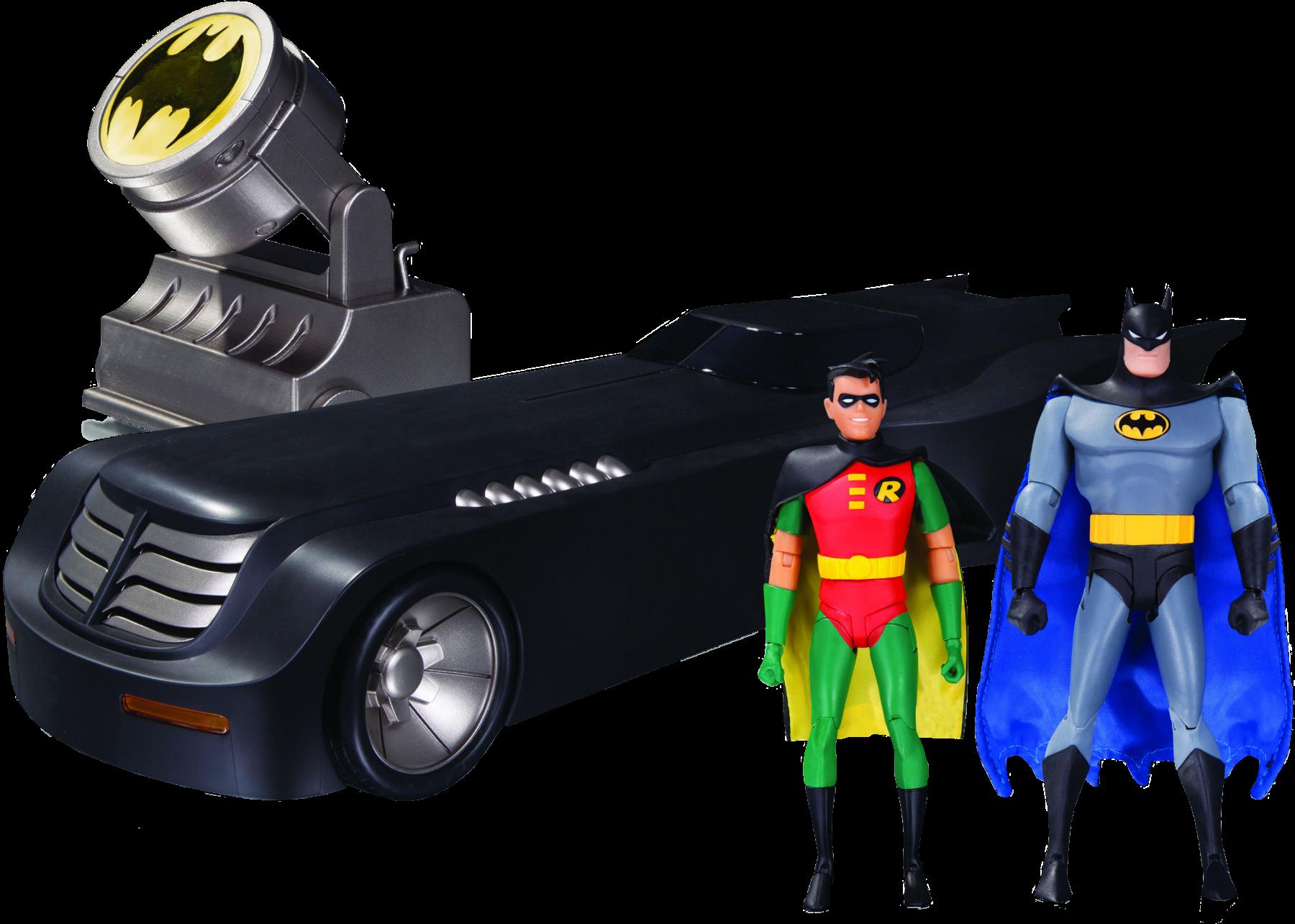 picture free download Batmobile Deluxe Action Figure Set
