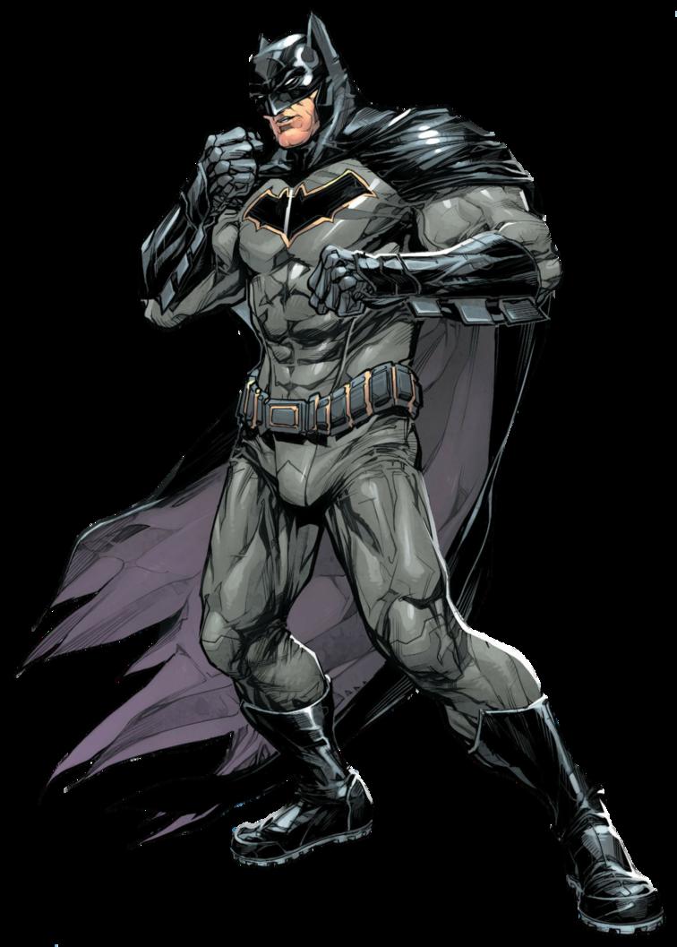 png free library Batman DC Rebirth by TheGothamGuardian