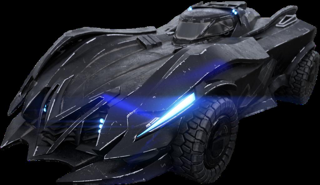 graphic library stock Batmobile Injustice