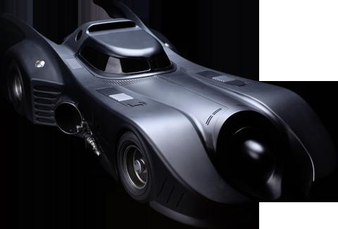 clipart free Hot Toys Batmobile