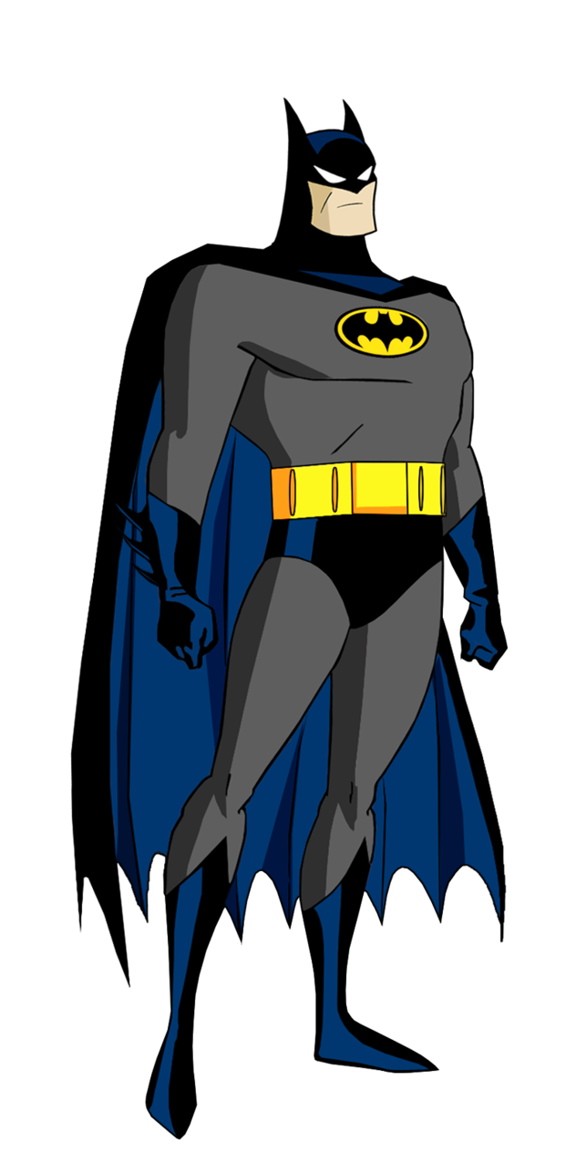 clipart royalty free download Batman from Batman the animated series by Alexbadass