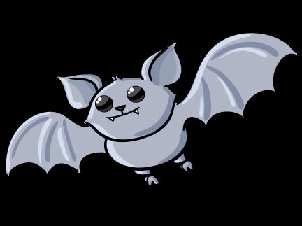 png Bats Clipart Free