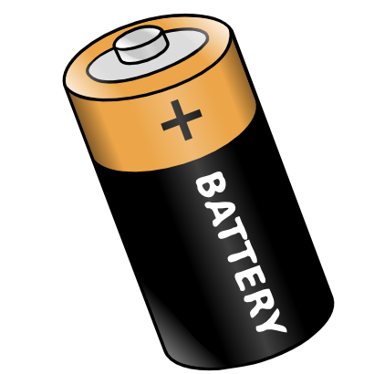 clip royalty free library Aa Battery Clipart