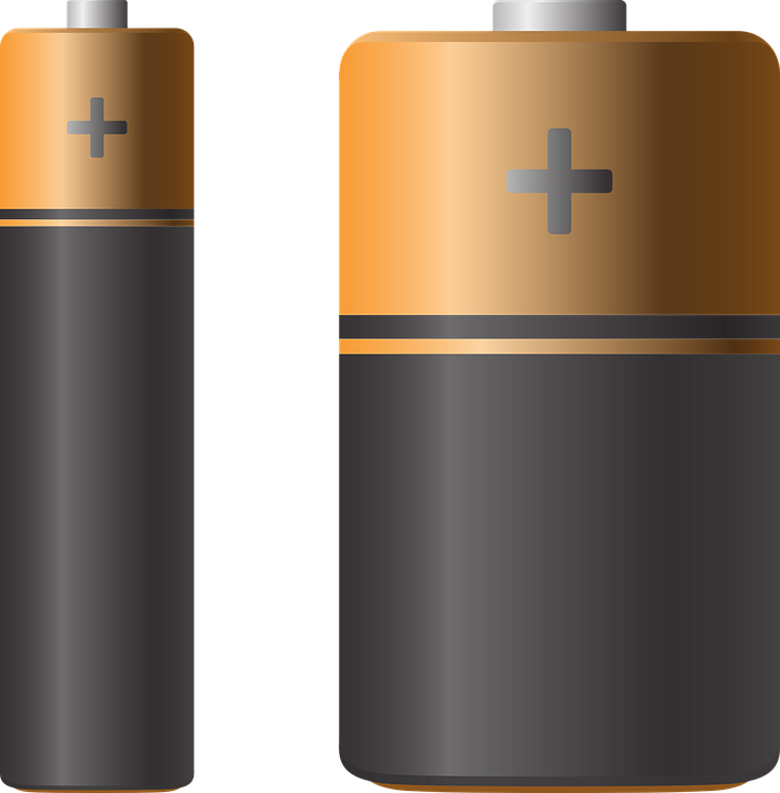 clipart free stock Battery