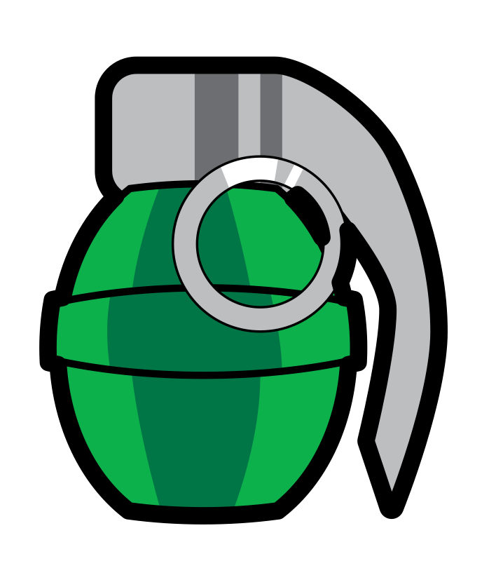 image freeuse stock Bomb clipart granade. Image grenade png the