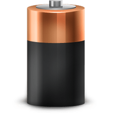 banner stock Duracell AA Battery transparent PNG