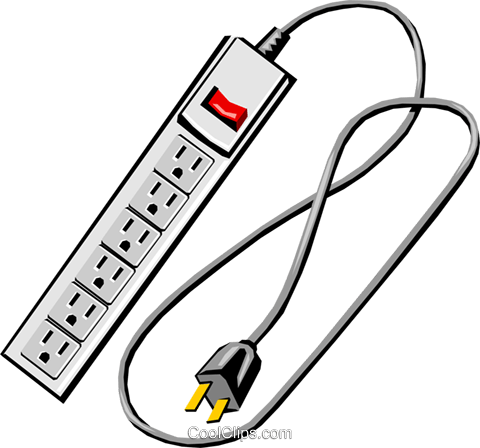 clip art royalty free Collection of free Electricities clipart power strip