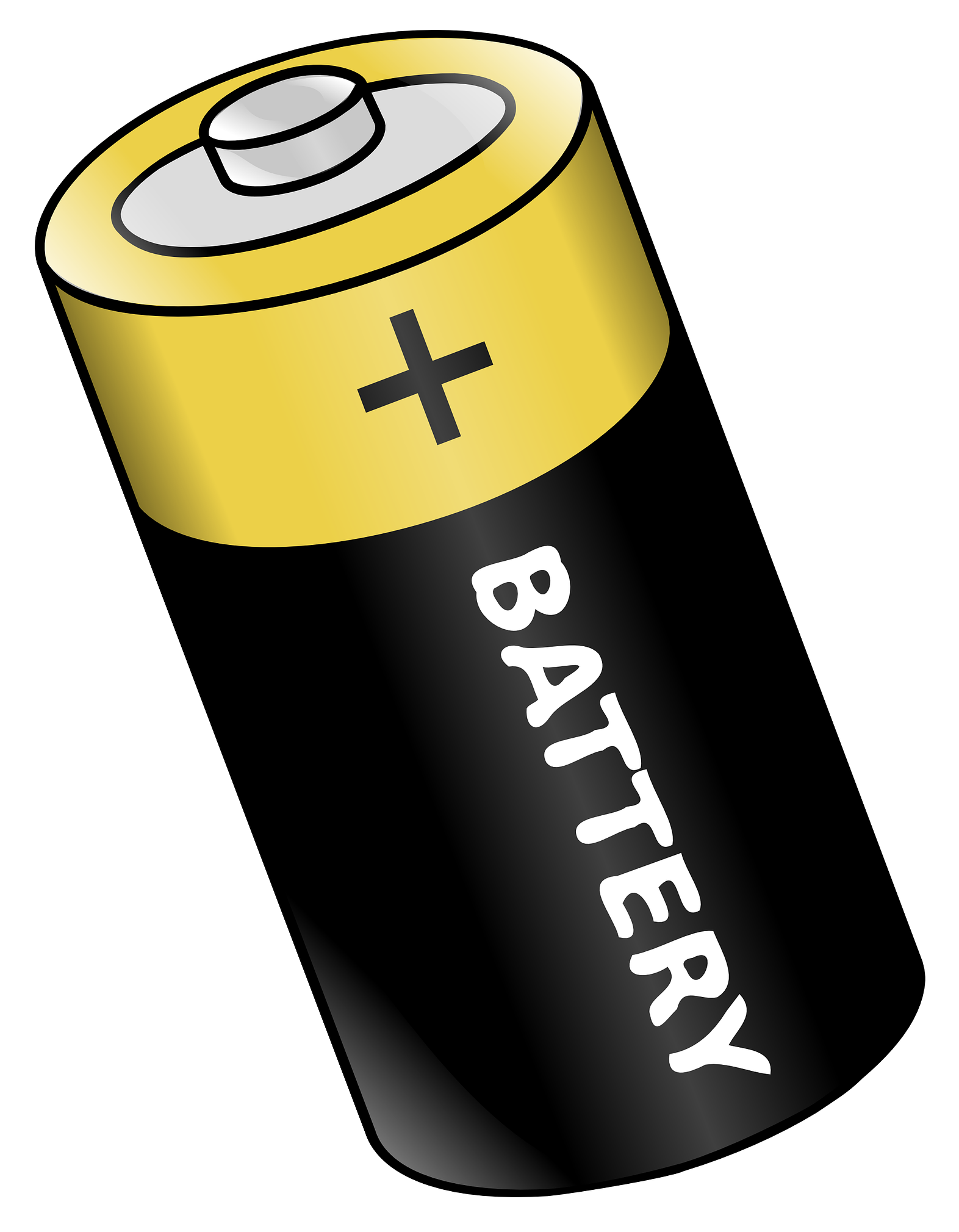 image freeuse library Battery PNG Image