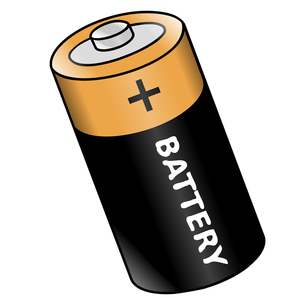 png royalty free download Battery No Background Clipart