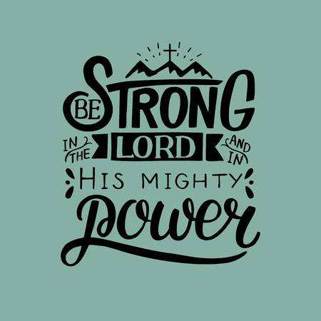 image freeuse Battle clipart be strong in lord. Free download clip .