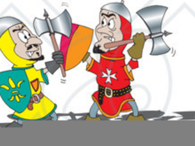 picture library library Battle clipart tumult. Free download clip art.