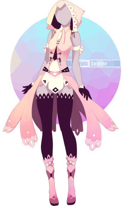 clip royalty free library Outfit adoptable