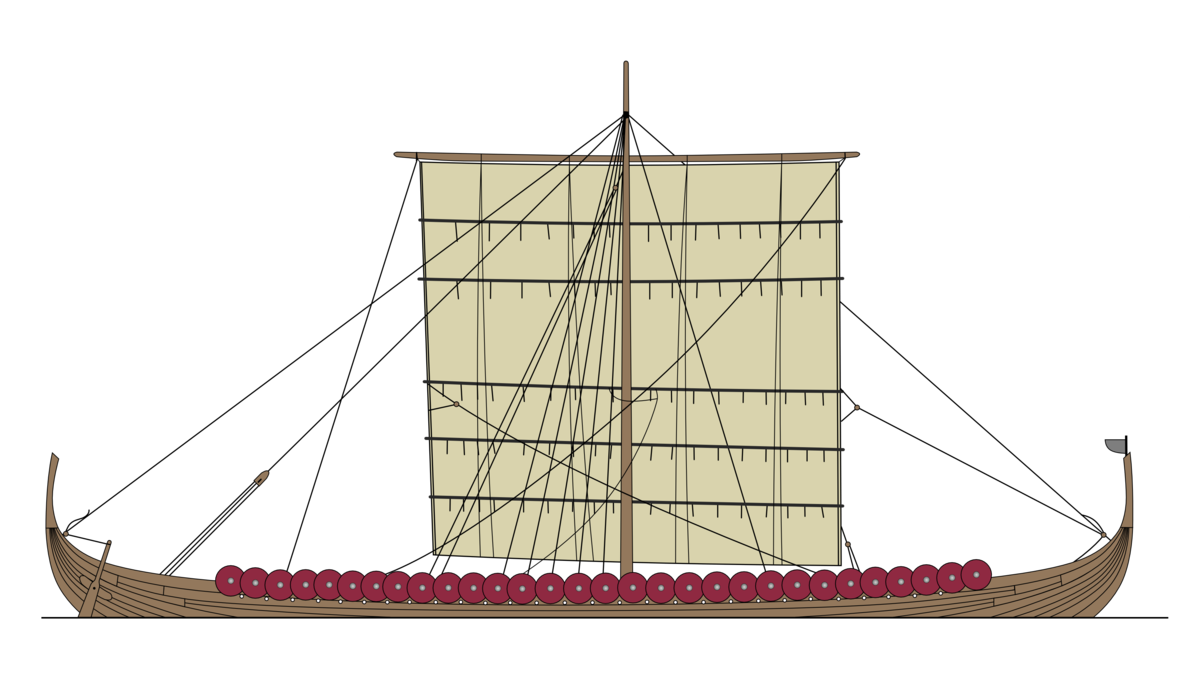 png library download Boats drawing compass. Longship wikipedia