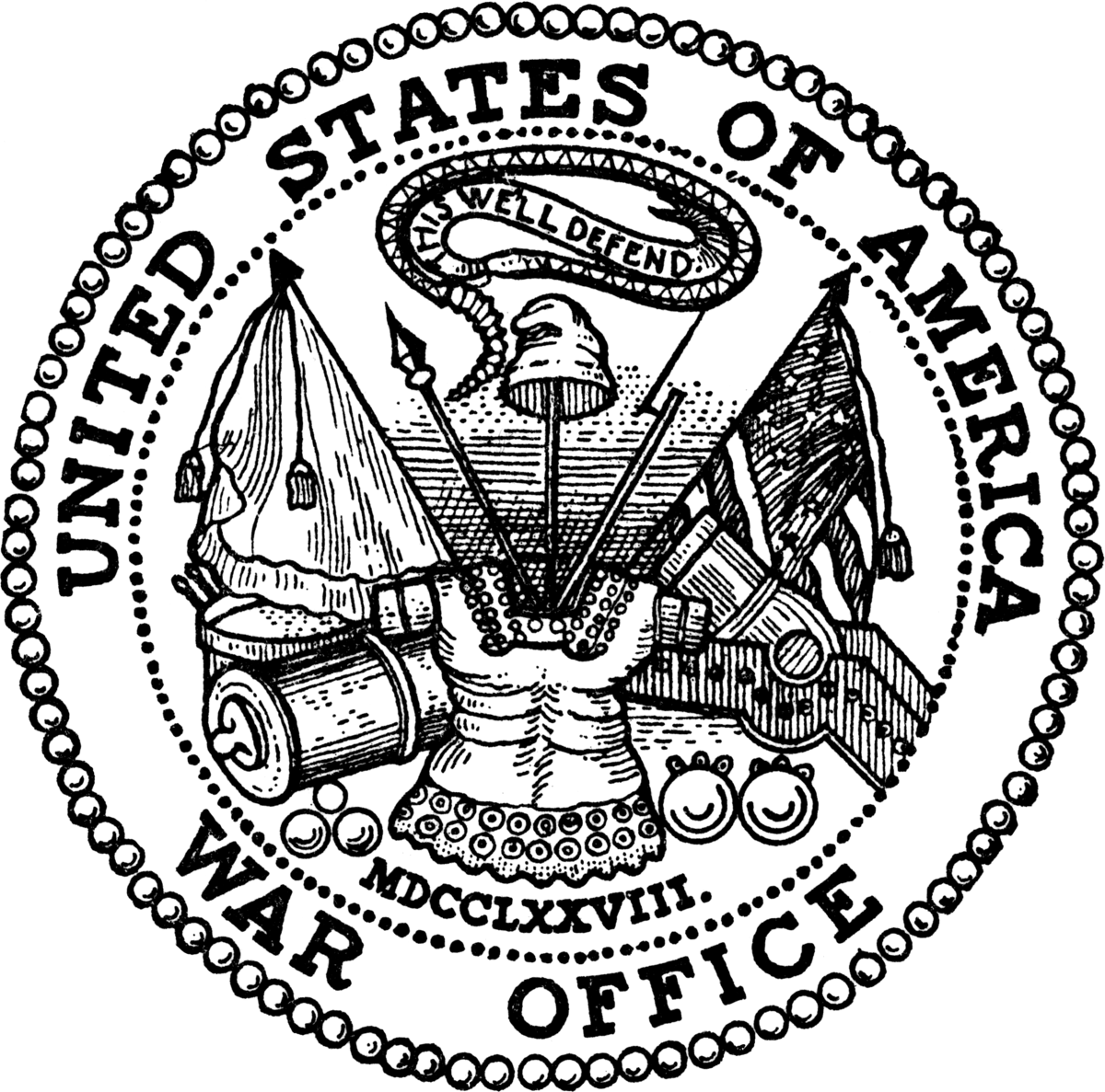 clip art stock United states department of. Usa drawing symbol