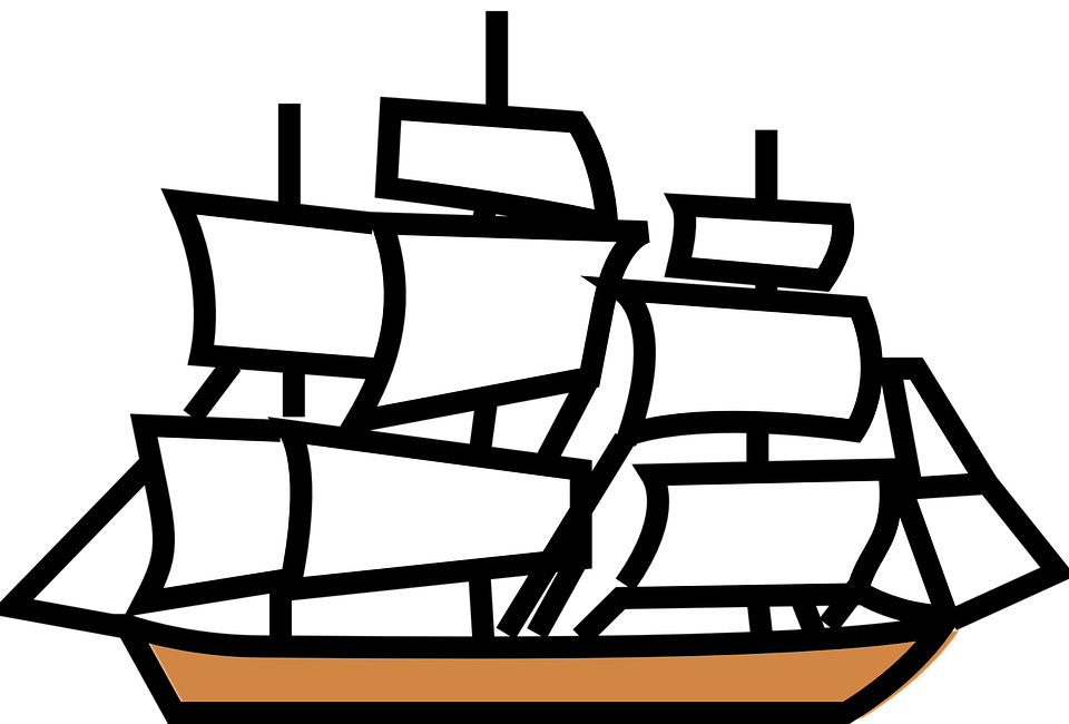 clip royalty free Cartoon boat shop of. Yacht clipart coloring