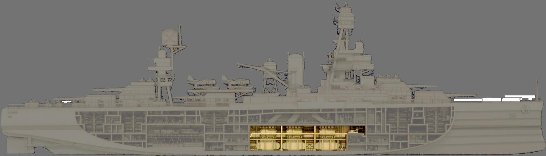 banner library stock The texas foundation . Battleship clipart naval ship.