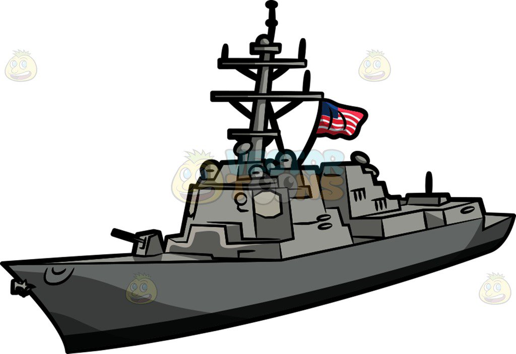 graphic black and white download Navy . Battleship clipart naval ship.