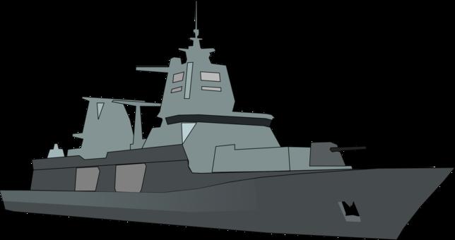 vector transparent Battleship clipart naval ship. Anchor navy computer icons.