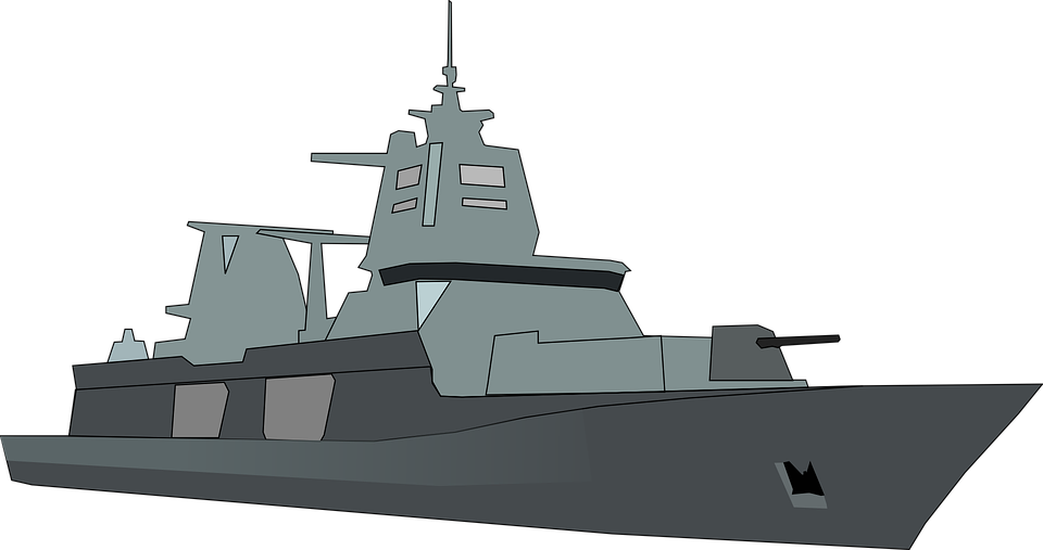 clip freeuse stock Battleship Clipart