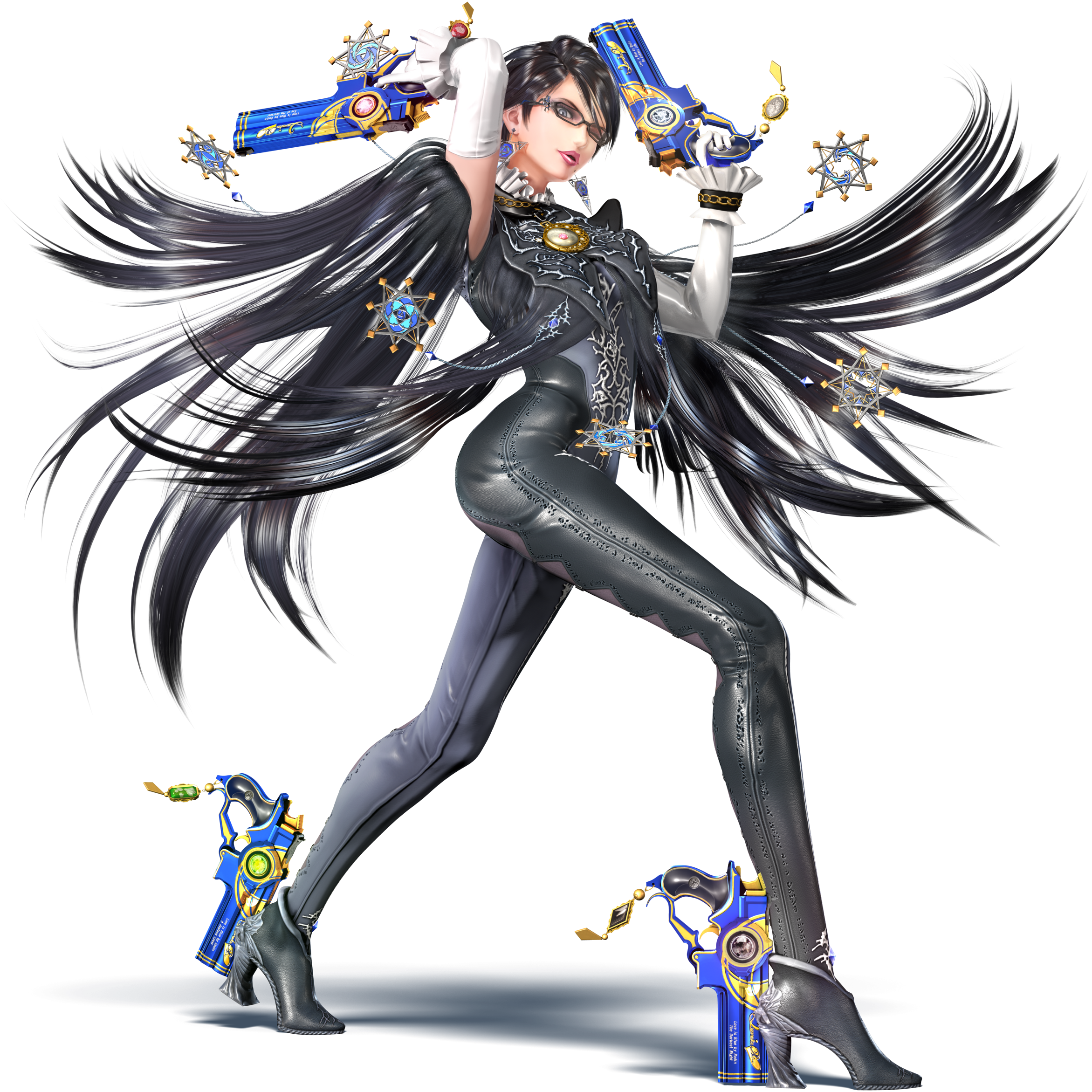 image download Bayonetta transparent.  legs png for