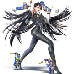 picture library library Bayonetta