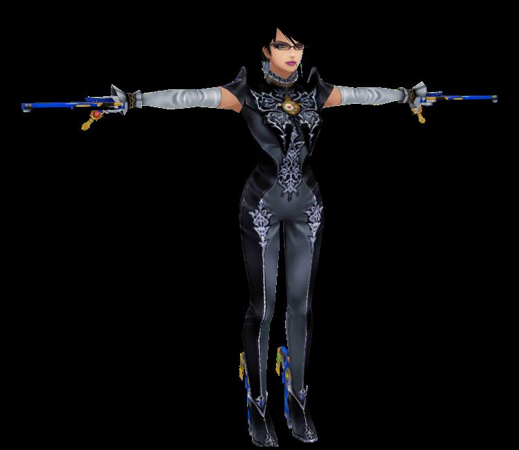 jpg transparent bayonetta transparent game model #94655058