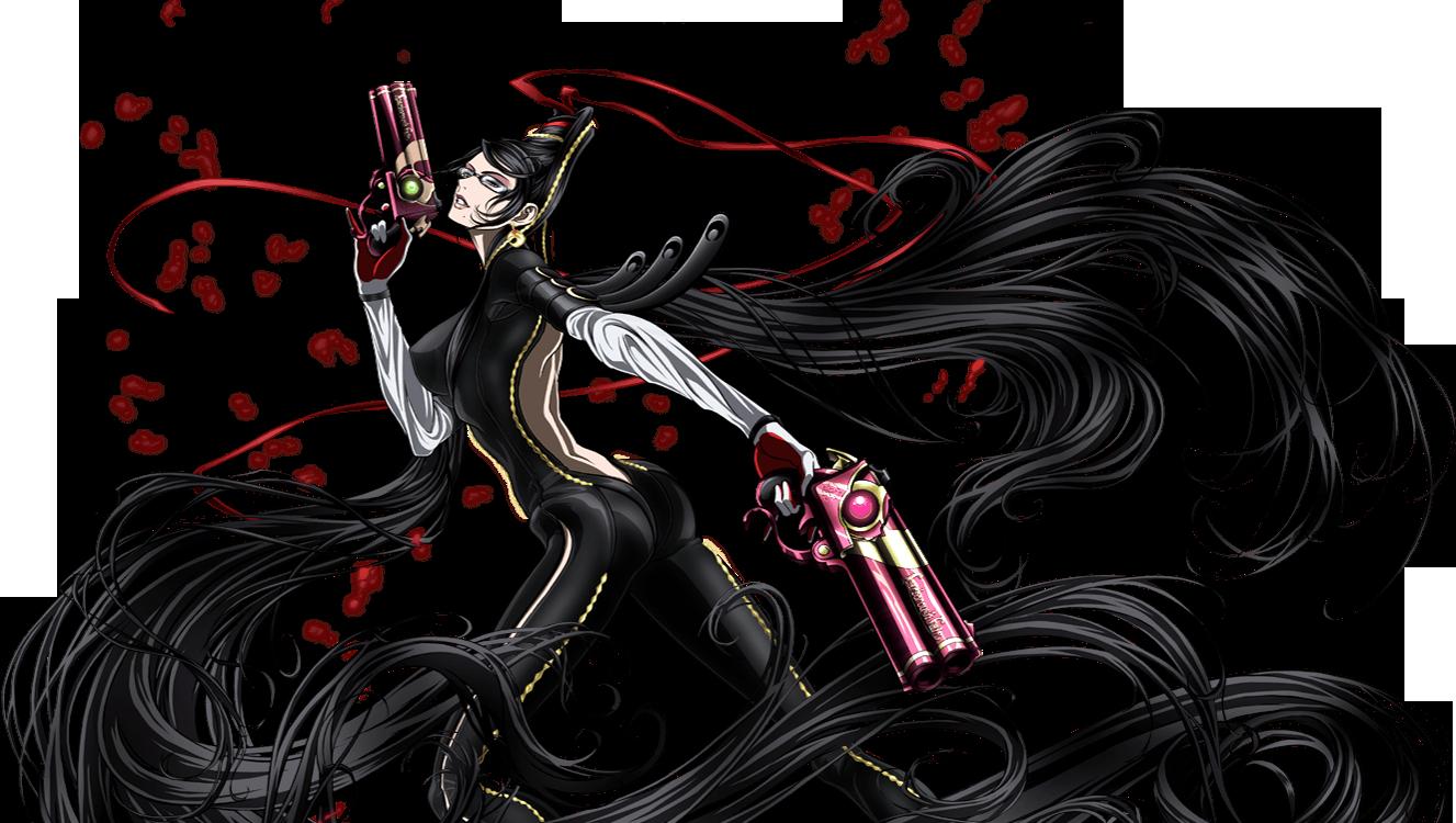 banner royalty free stock Image bloody fate bayo. Bayonetta transparent pixel art
