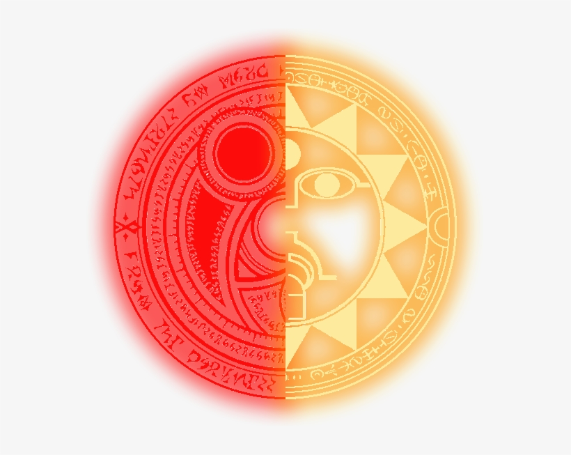 graphic royalty free download Omne seal activated symbol. Bayonetta transparent umbra witch