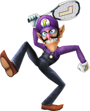 png black and white download Marvel vs capcom by. Transparent waluigi pointing.
