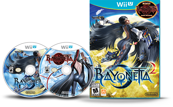 vector library library Bayonetta Archives