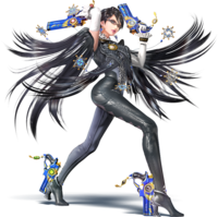 graphic freeuse stock Will the Switch revive Bayonetta