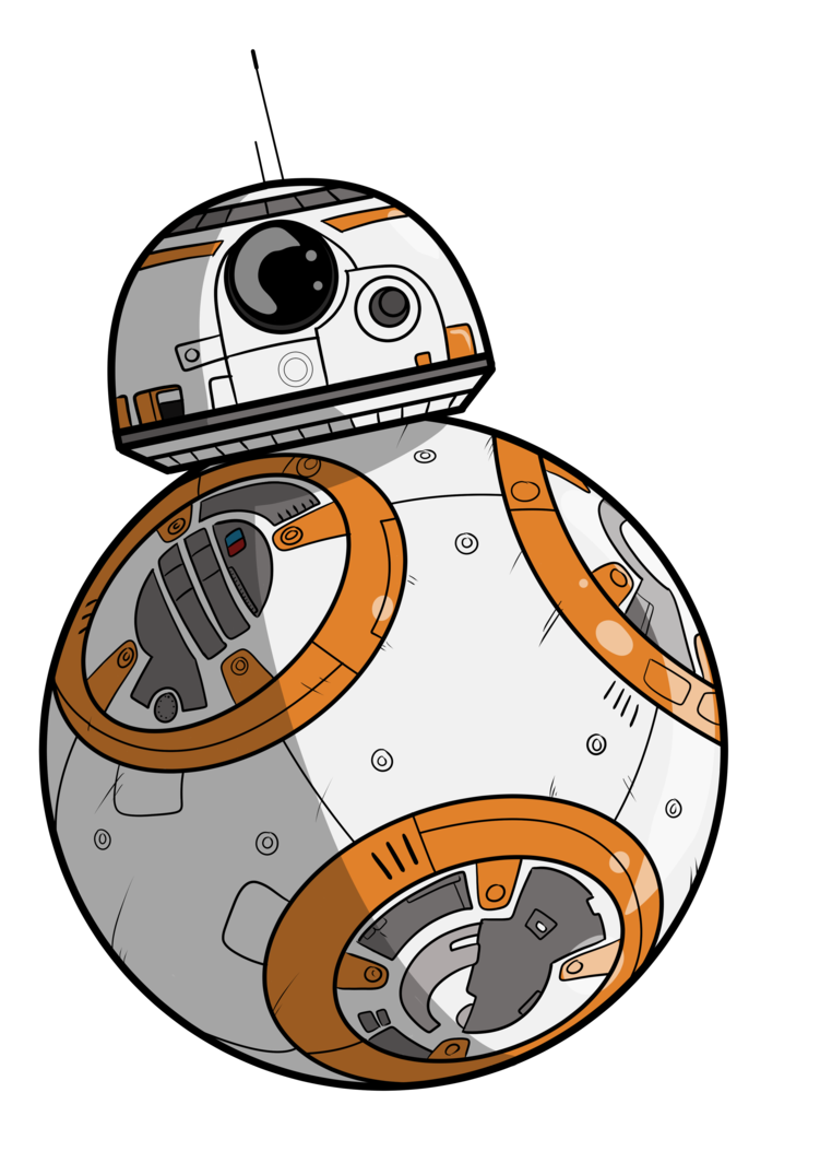 png freeuse stock bb8 svg clip art #89971829
