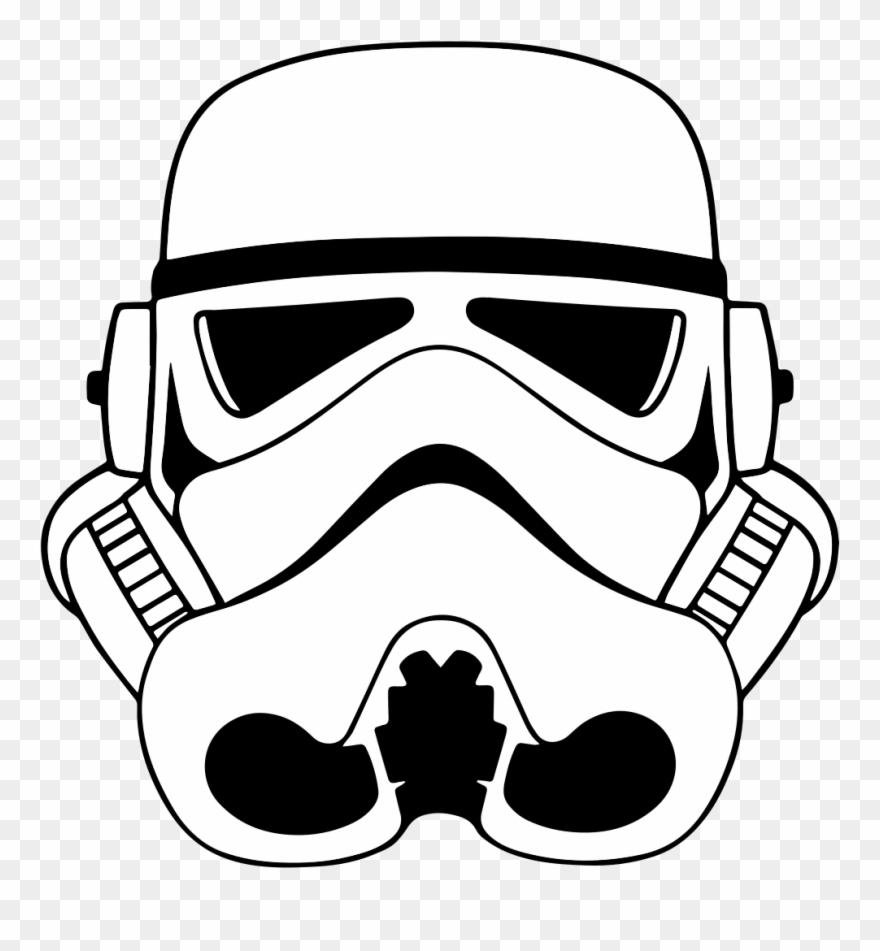 clip art Bb8 clipart storm trooper. File stormtrooperhelmeticon star wars.