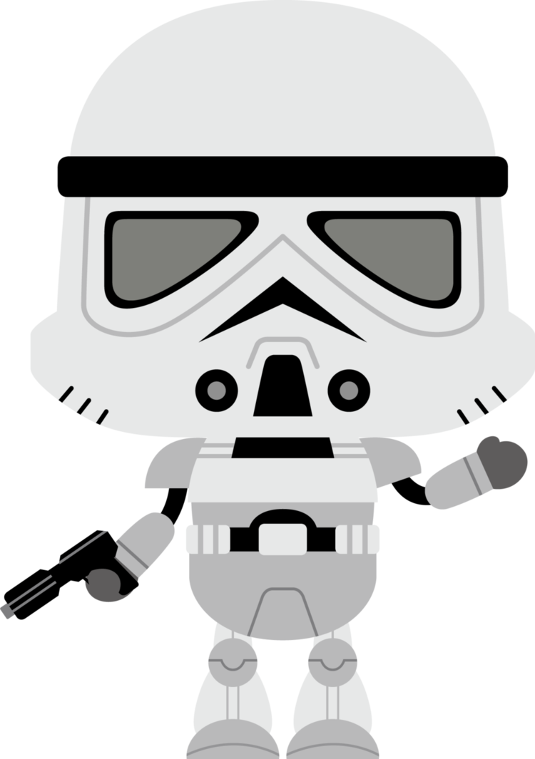 jpg royalty free library Bb8 clipart storm trooper. By chrispix on deviantart.