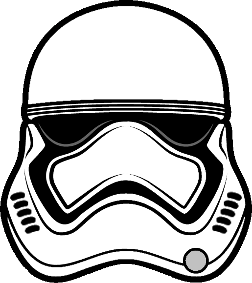 jpg library library Stormtrooper color free on. Bb8 clipart storm trooper.