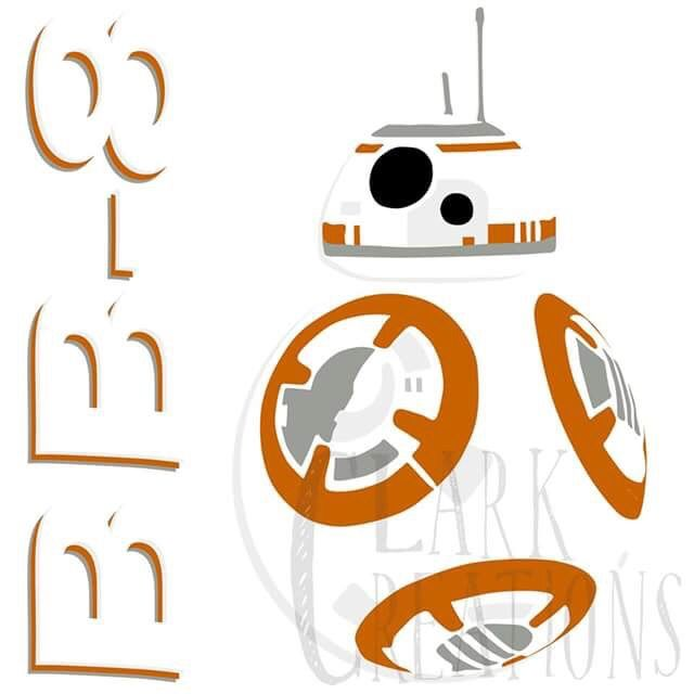 graphic royalty free Bb8 clipart vector. Bb art amino .